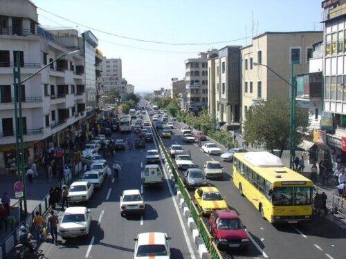 نمایندگی شمال تهران اچ پی در پاسداران