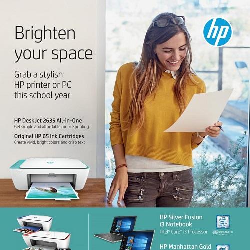نمایندگی مرکزی محصولات اچ پی | HP New Information Center