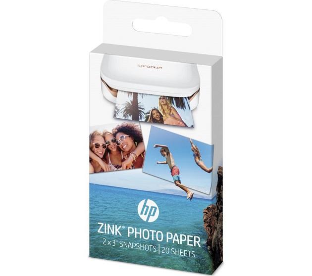 مشخصات محصولات HP