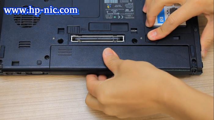 پارت نامبر LCD و LED لپ تاپ های اچ پی