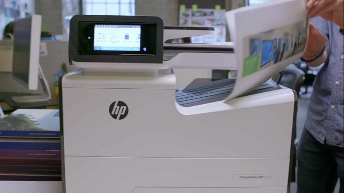 چاپگر های استاندارد اچ پی